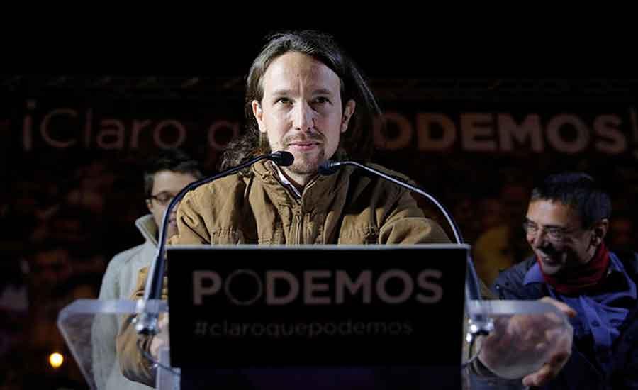 partido podemos españa chavismo socialismo comunismo