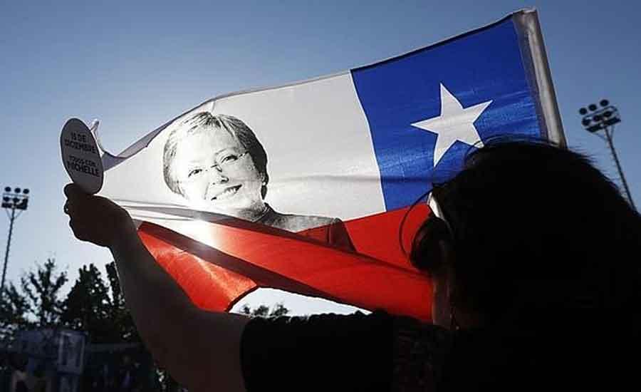 chile bachelet politica demagogia democracia