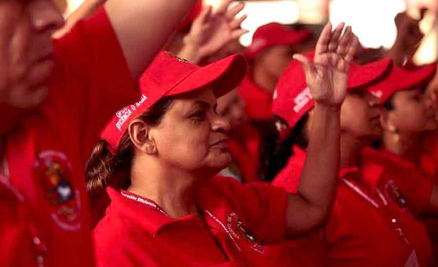 venezuela socialismo comunismo dictadura