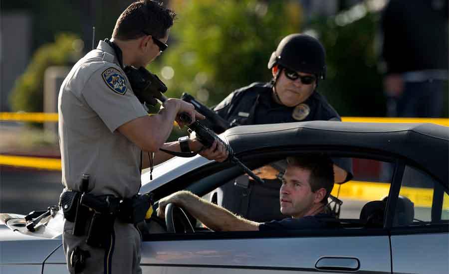 control de armas ley desarme policia seguridad