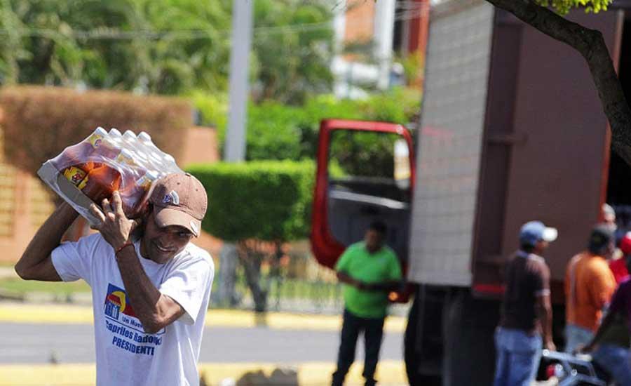 comunismo venezuela socialismo saqueo etica marxismo