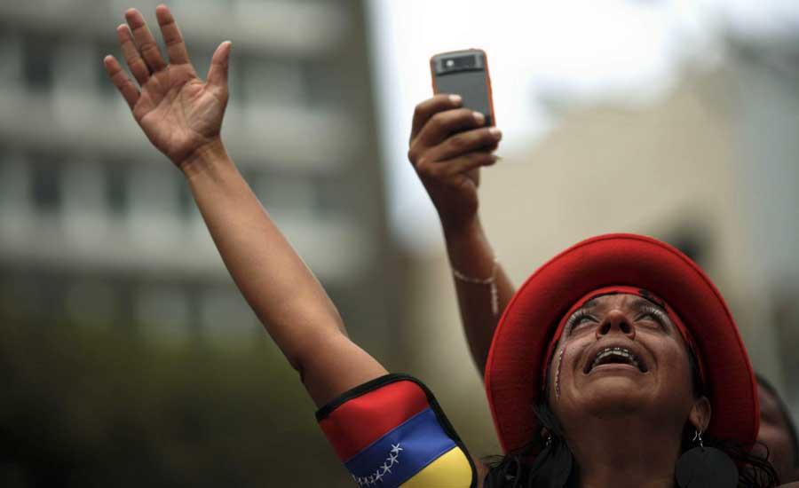 socialismo sueldo minimo dolartoday empleados publicos chavismo venezuela