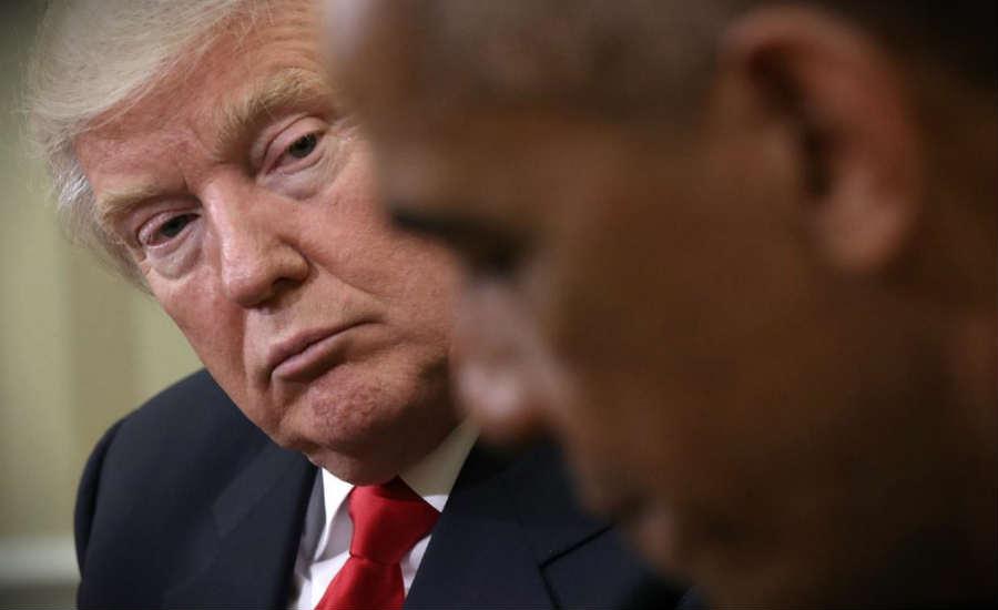 Adiós A Obama Y La Llegada de Trump Qué Nos Pasa