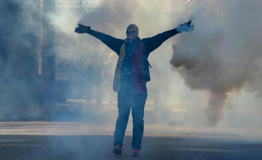 ¡Venezuela! Usar La Violencia Como Defensa No Tiene Nada De Malo