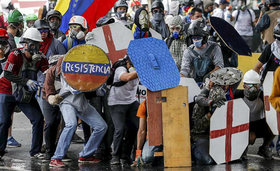 de cómo la resistencia en venezuela llegó a la final en 2017