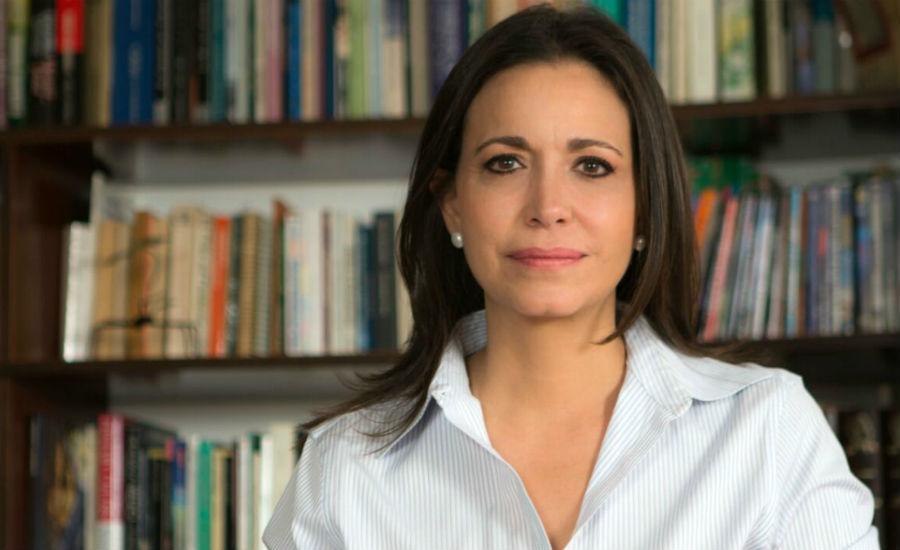 Maria corina machado ser rico es bueno if revista digital revista libertaria venezuela capitalismo libre mercado socialismo