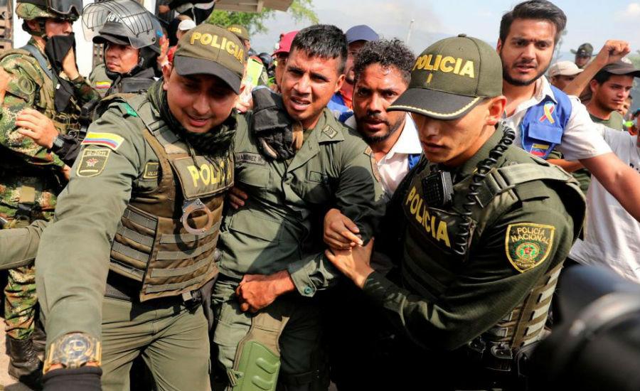 150 Militares Venezolanos Desertaron Qué Es Lo Que Viene