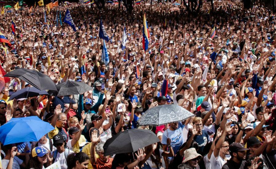 Venezuela ¿Qué Hace Que Esta Vez Sí Sea Diferente if revista digital venezuela capitalismo socialismo libertad