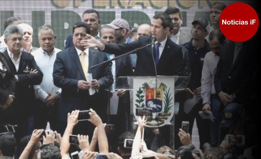 No Presidente Juan Guaidó La Confianza no es un Cheque en Blanco if revista digital revista libertaria capitalismo venezuela libertad