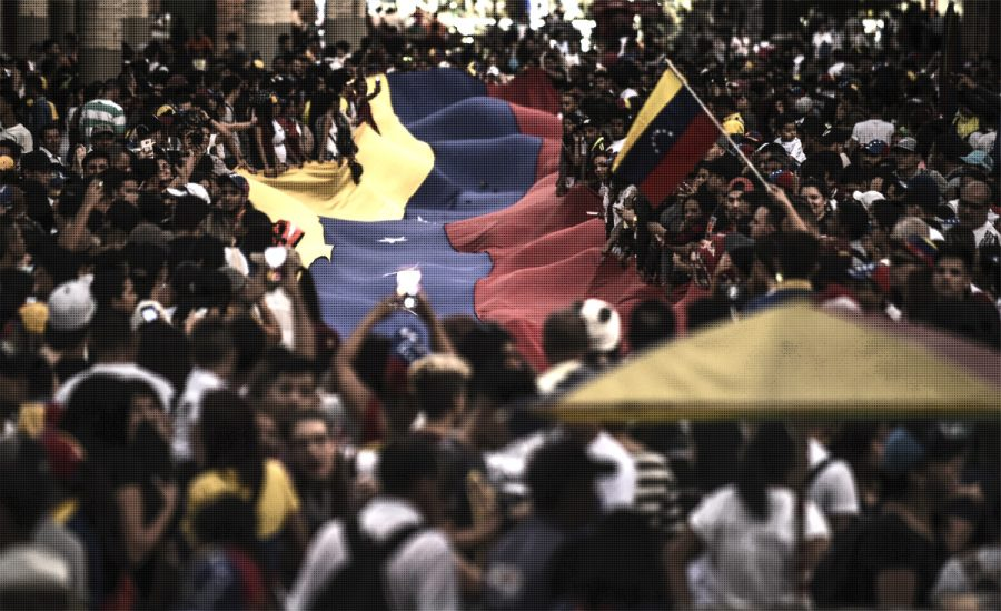 El 19 de Abril Nació Un Gobierno De Transición, Repetimos la Historia if revista digital revista libertaria capitalismo venezuela libertad