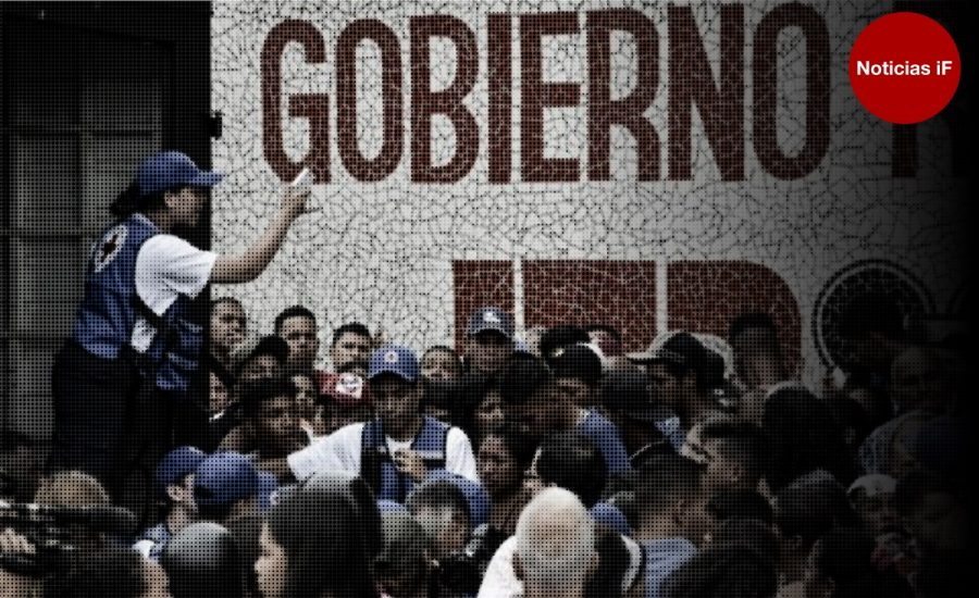 La Ayuda Humanitaria de la Cruz Roja Resulta un Triunfo del Chavismo if revista digital revista libertaria capitalismo venezuel libertad