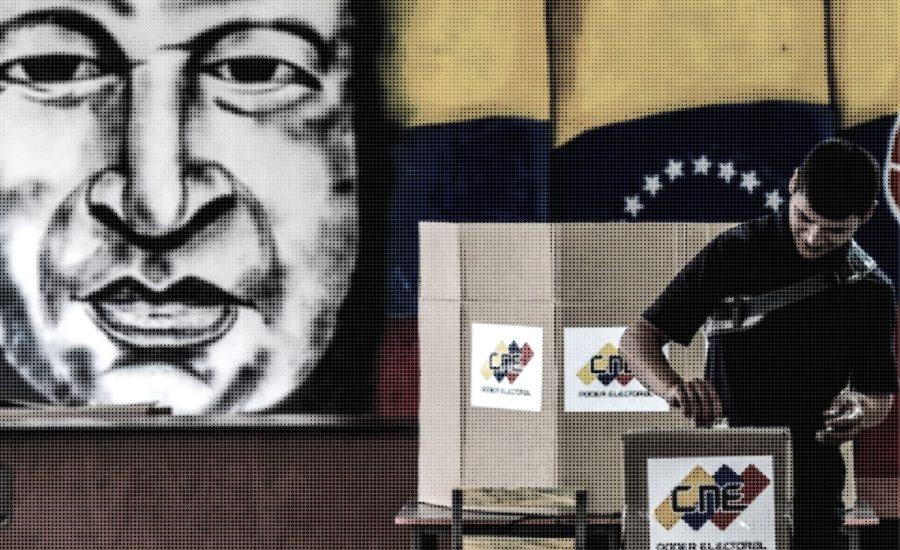 Mentiras Socialistas Votar es Sinónimo de Democracia if revista digital revista libertaria capitalismo venezuela libertad