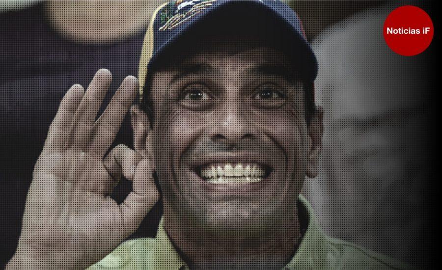 Un Genocida1 y Tirano de Candidato Presidencial La Propuesta de Capriles if revista digital revista libertaria capitalismo venezuela libertad