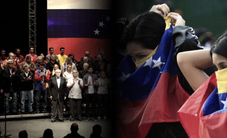 Los Negociadores vs Los Radicales if revista digital revista libertaria capitalismo venezuela libertad