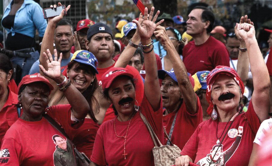 Una Enfermedad Llamada Chavismo Quiénes la Padecen y Cuáles son los Síntomas if revista digital revista libertaria capitalismo venezuela libertad
