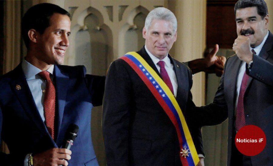 Guaidó Cuba es parte de la solución cuestiona todo noticias if revista digital revista libertaria capitalismo venezuela libertad