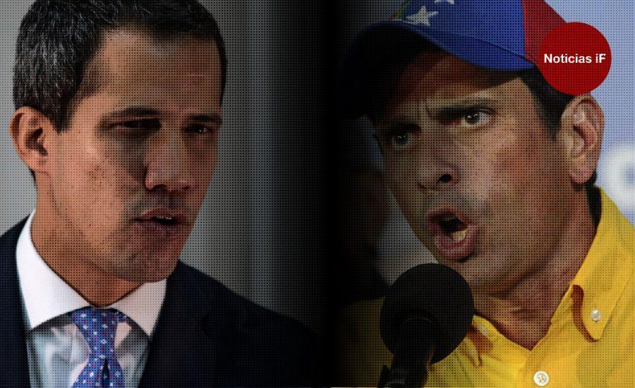 capriles el 2019 fue un retroceso para la oposicion cuestiona todo noticias if revista digital revista libertaria capitalismo venezuela libertad
