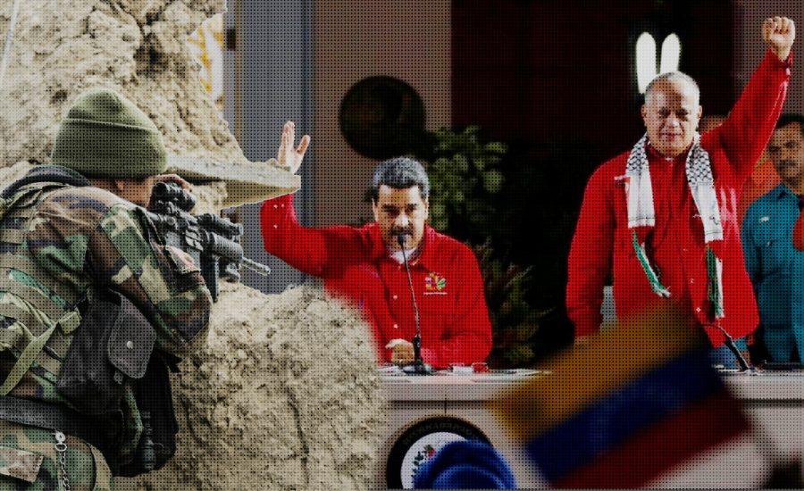 La intervención militar en Venezuela cuestiona todo if revista digital revista libertaria capitalismo venezuela libertad