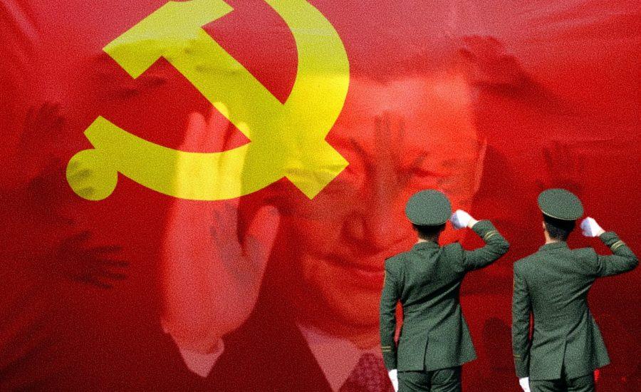 Bandera de china comunista - estas leyendo iF Revista Libertaria Cuestiona Todo