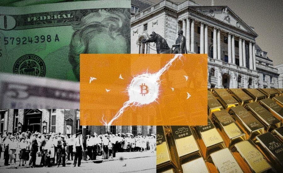 bitcoin el nacimiento del dinero