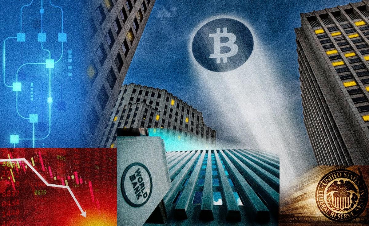 el surgimiento de bitcoin