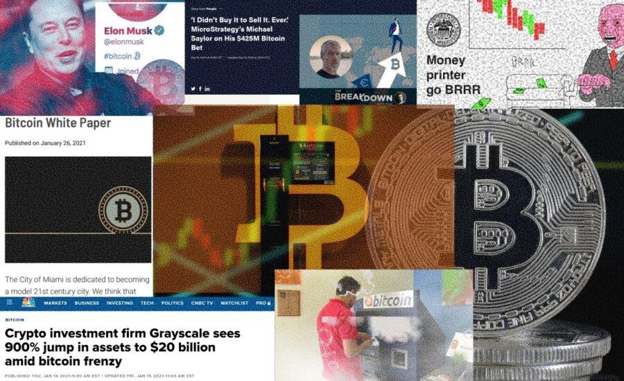 y si todos usamos bitcoin (1)